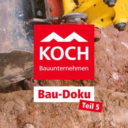 Link zur Koch Bauunternehmen Baudoku