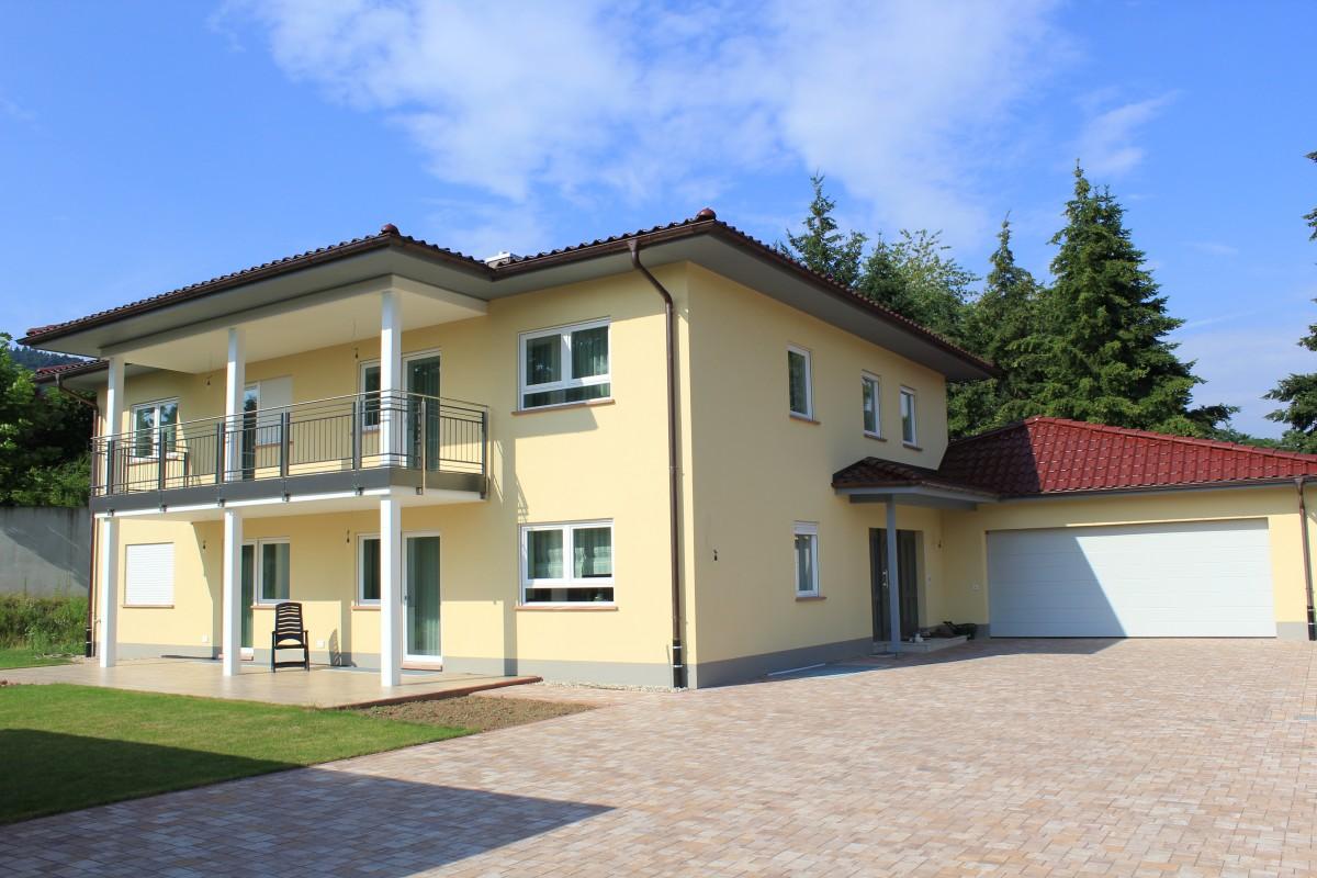 Klassisch modern koch bauunternehmen for Stadtvilla klassisch